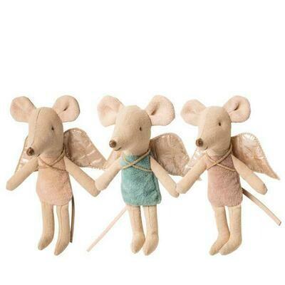 Fairy Mouse, Little Sister