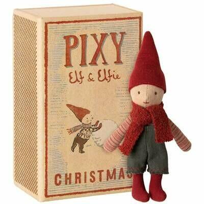 Pixy Elf in Box