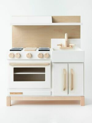 Essential Play Kitchen Hood - White