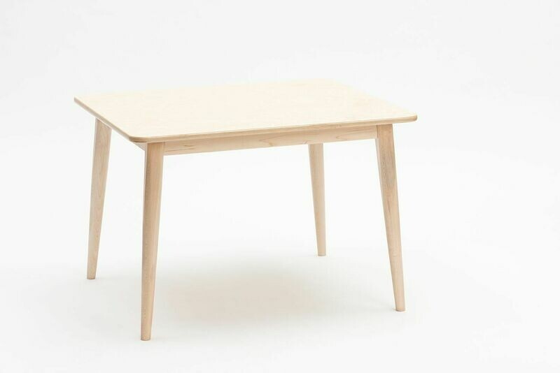 Crescent Table - Natural