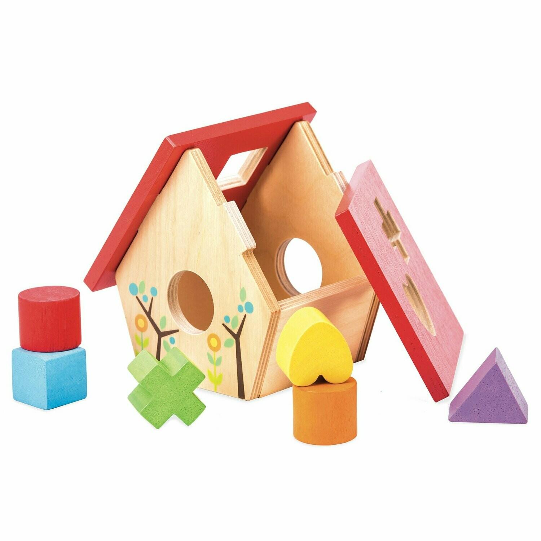 My Little Bird House