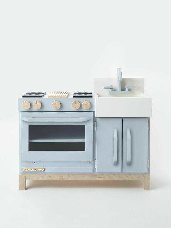 Essential Play Kitchen - Gray