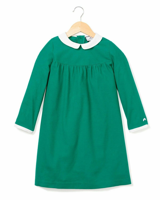 Vivienne Flannel Nightgown, Forest Green
