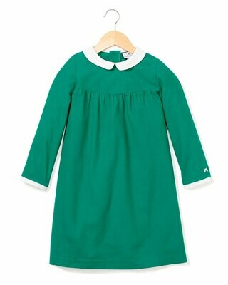 Vivienne Flannel Nightgown, Forest Green