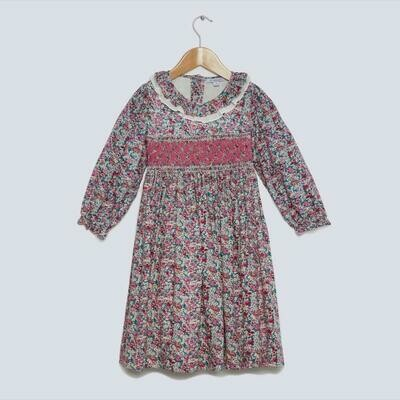 Bramble Dress - Pink