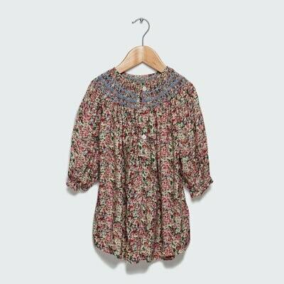 Mabel Baby Dress - Floral