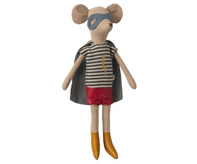 Superhero Mouse, Medium, Boy