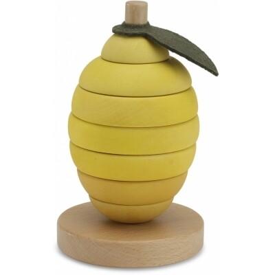 Stacking Fruits, Lemon