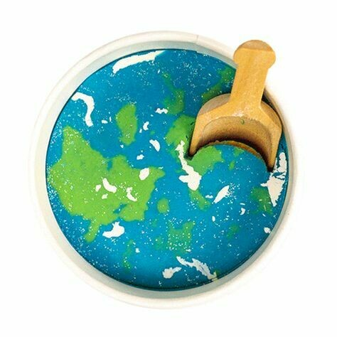 Planet Earth Dough