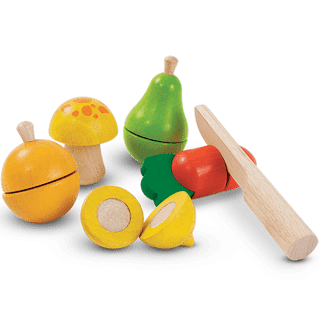 Fruit and Vegetable Play Set