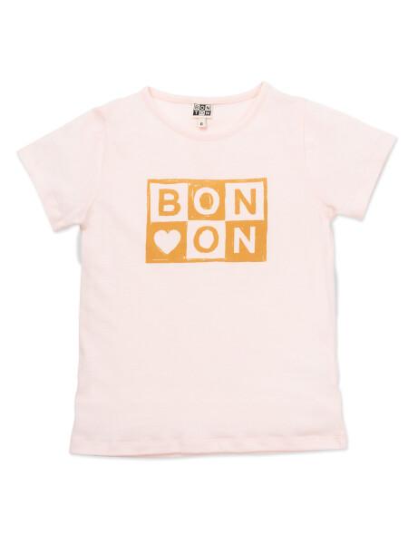 Bonton Pink T-shirt