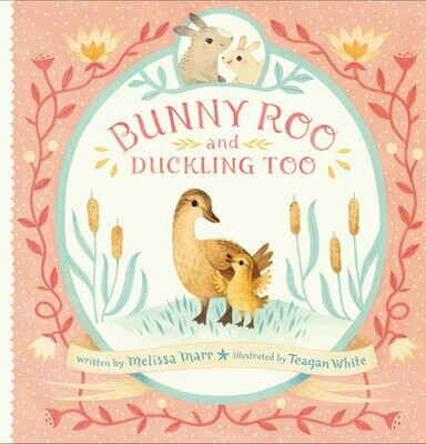 Bunny Roo And Duckling Too