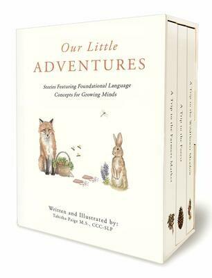 Our Little Adventures Book Set