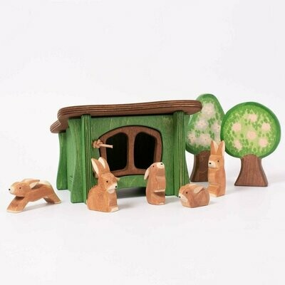 Rabbit/Geese Hutch