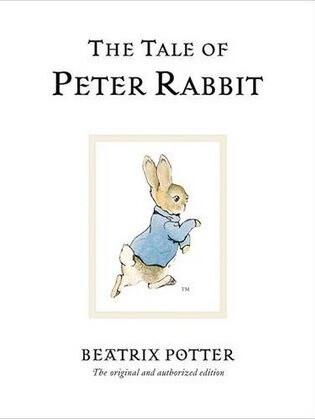Tale Of Peter Rabbit, Board Book