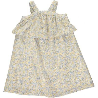 Coco Dress, Phoebe Yellow
