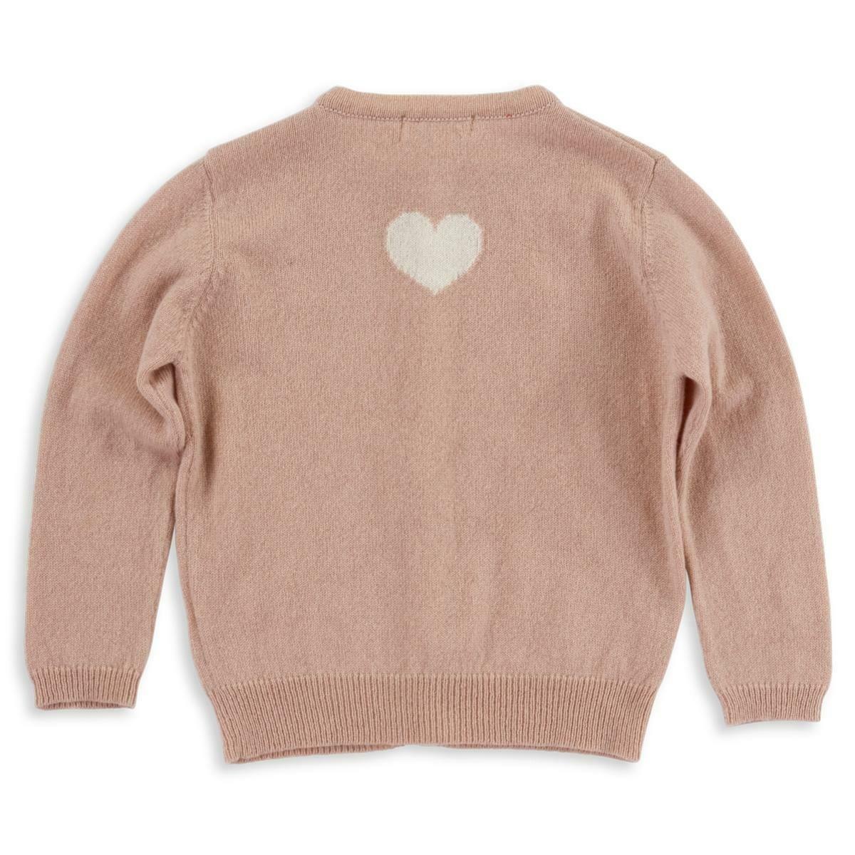 Louisa Cardigan, Vintage Pink