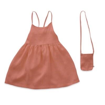Beach Dress, Punch Pink