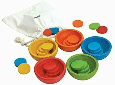 Sort and Count Cups