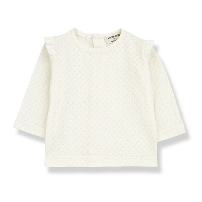 Adele T-Shirt, Ecru