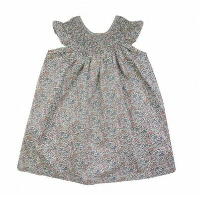 Liberty Smocked Dress-Katie & Millie