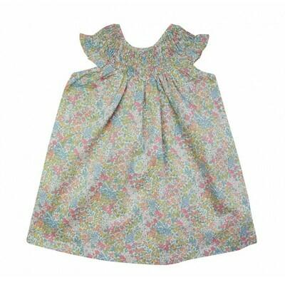 Liberty Smocked Dress-Joanna Louise