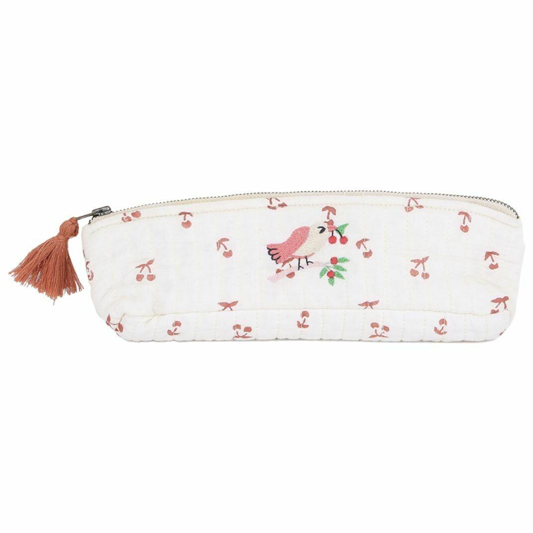 Cerisette Cherry Pencil Case