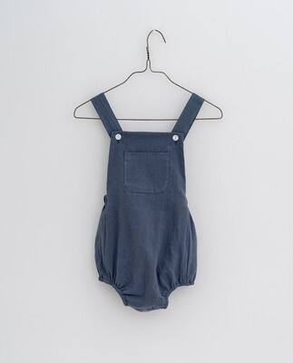 Whitby Romper, Willow Blue