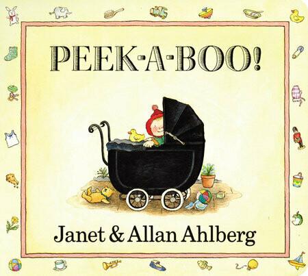 Peek-A-Boo Board Book