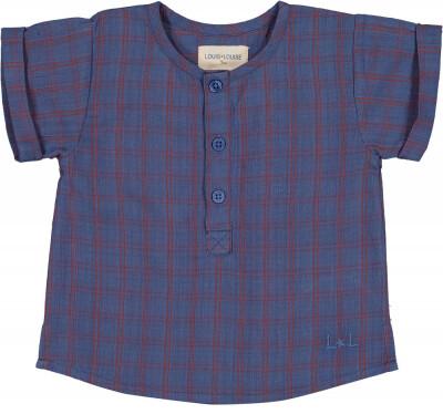 Solal Shirt, Dark Blue
