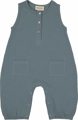 Thadee Overall, Blue
