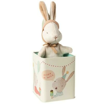 Happy Day Bunny In Box