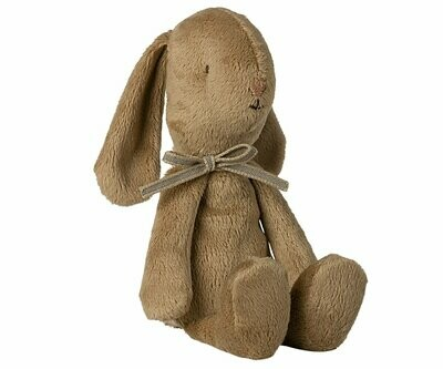 Small Soft Bunny, Brown