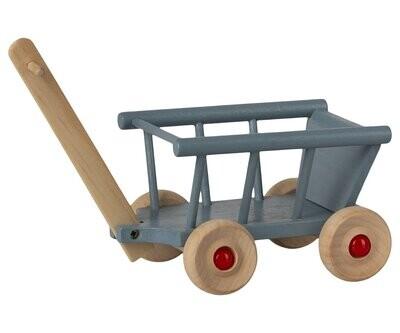 Wagon, Blue