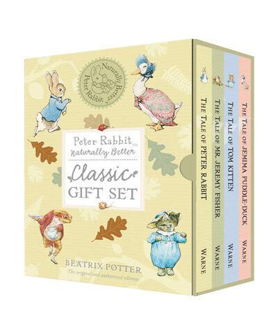 Peter Rabbit Boxed Gift Set