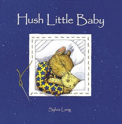 Hush Little Baby - Board Book