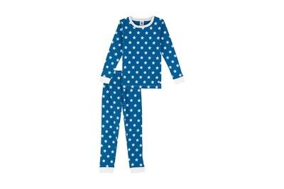 Petit Bateau Star Print Pajamas