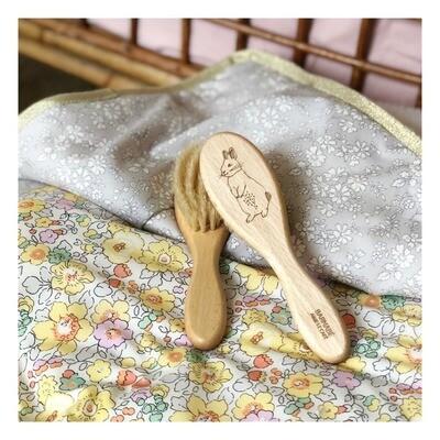 Baby Hairbrush - Lapin