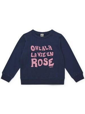 Girl's Sweatshirt, Clair De Lune