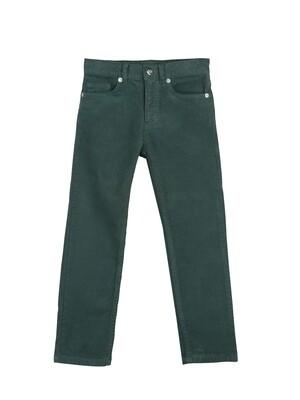Velvet Pants, Green