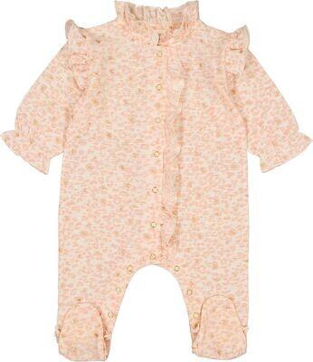 Pommette Pajamas, Pink