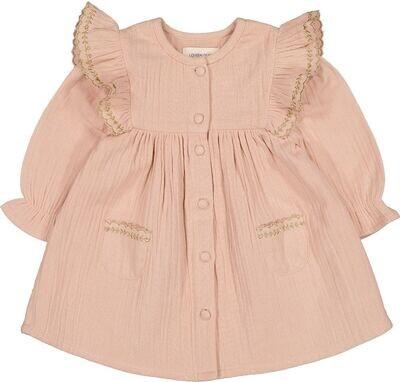 Ily Dress, Pink