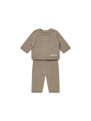 Baby Set, Taupe