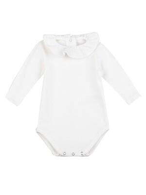 Baby Bodysuit, Off White