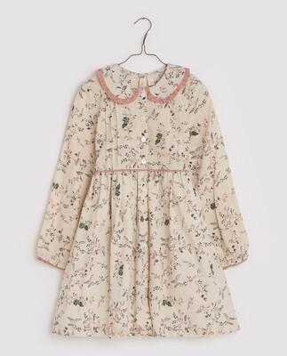Agatha Dress, Mallow Floral