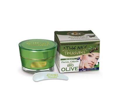 Night Facial Cream Jojoba Oil 50ml