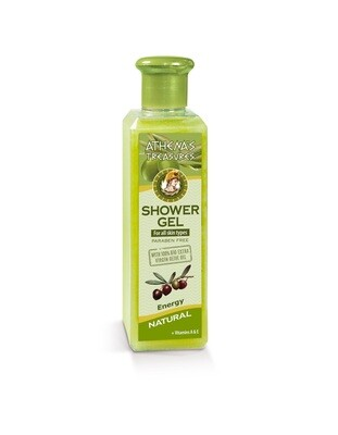 Shower Gel Natural Energy 250ml