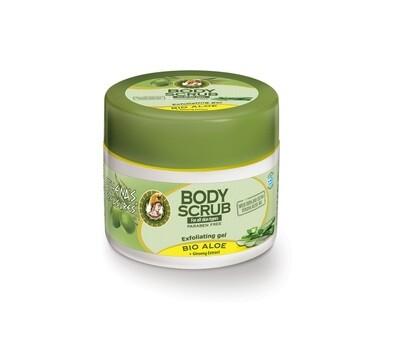 Body Scrub Peeling Gel Aloe Vera 200ml
