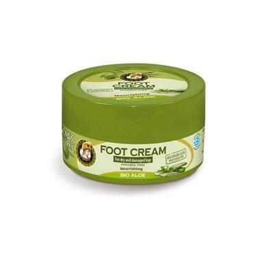 Foot Cream Aloe Vera 75ml