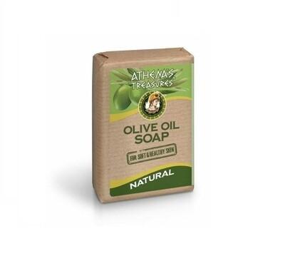 Olive Oil Soap Natural 100gr